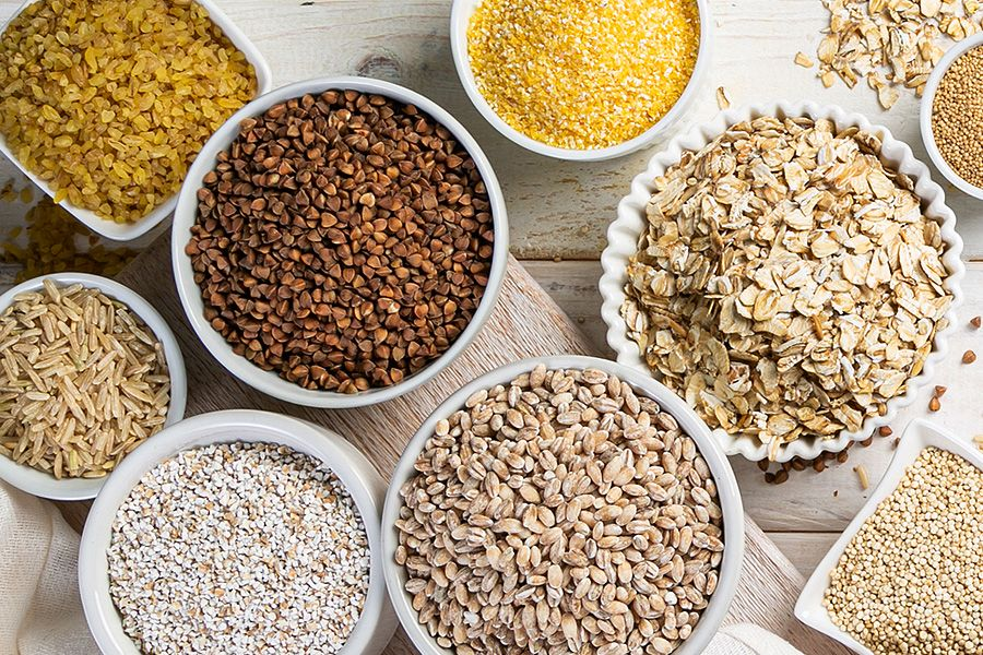 Cereals and Bulk product solutions